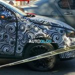 Fiat Argo Sedan Spied in Argentina Nose