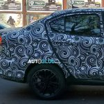 Fiat Argo Sedan Spied in Argentina Tail