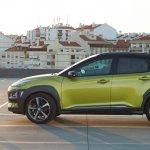 Hyundai Kona profile