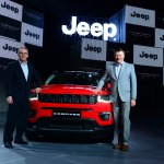 Jeep Compass Bookings Launch Price in India