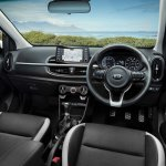 Kia Picanto South Africa studio interiors