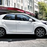 Kia Picanto South Africa studio side