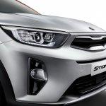 Kia Stonic front fascia