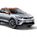 Kia Stonic front three quarters