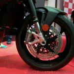 MV Agusta Brutale 800 India launch front wheel