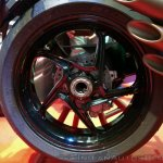 MV Agusta Brutale 800 India launch rear wheel
