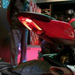 MV Agusta Brutale 800 India launch taillamp rear 3Q