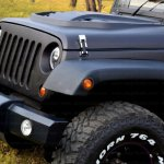 Mahindra Thar to Jeep Wrangler Conversion by Jeep Studio Nose
