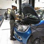 Maruti Ignis at NEXA Service
