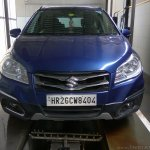 Maruti S-Cross front at NEXA Service second image