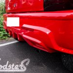 Maruti Zen Project POCKET ROCKET Modsters Automotive bumper