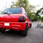 Maruti Zen Project POCKET ROCKET Modsters Automotive rear