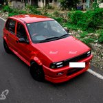 Maruti Zen Project POCKET ROCKET Modsters Automotive top