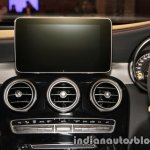 Mercedes-AMG GLC 43 4MATIC Coupe centre console