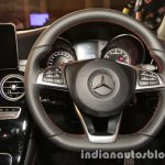 Mercedes-AMG GLC 43 4MATIC Coupe dashboard driver side