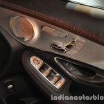 Mercedes-AMG GLC 43 4MATIC Coupe door panel details