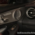 Mercedes-AMG GLC 43 4MATIC Coupe door panel