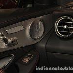 Mercedes-AMG GLC 43 4MATIC Coupe door panel