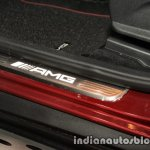 Mercedes-AMG GLC 43 4MATIC Coupe door sills
