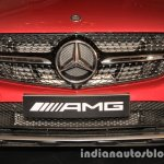 Mercedes-AMG GLC 43 4MATIC Coupe grille