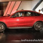 Mercedes-AMG GLC 43 4MATIC Coupe profile
