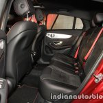 Mercedes-AMG GLC 43 4MATIC Coupe rear seats