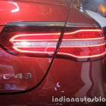 Mercedes-AMG GLC 43 4MATIC Coupe tail lamp