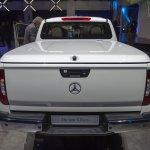 Mercedes X-Class Power rear