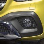 Mercedes X-Class Progressive fog lamp