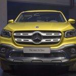 Mercedes X-Class Progressive front