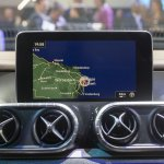 Mercedes X-Class Progressive infotainment system display