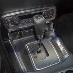 Mercedes X-Class gearshift lever