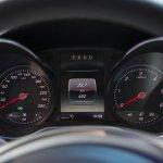 Mercedes X-Class instrument panel