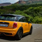 Mini Cooper S with JCW Tuning Kit 2017 rear quarter Review