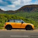 Mini Cooper S with JCW Tuning Kit 2017 side Review