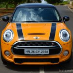 Mini Cooper S with JCW Tuning Kit front 2017 Review