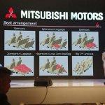 Mitsubishi Expander MPV Unveiled Seat Configurations
