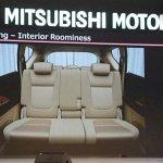 Mitsubishi Expander MPV Unveiled Second Row Seats