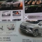 Mitsubishi Xpander leaked brochure second image