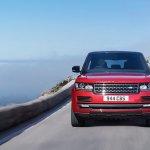 Range Rover SVAutobiography Front
