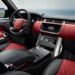 Range Rover SVAutobiography Interiors