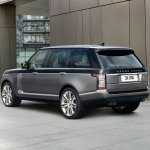 Range Rover SVAutobiography Rear Three Quarters