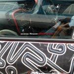 Renault Captur (Renault Kaptur) interior spy shot Vellore
