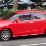 Suzuki Baleno Spotted in Indonesia Side View