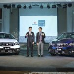 Taiwanese-spec 2017 Suzuki SX4 (2017 Maruti S-Cross) launch