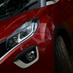 Tata Nexon Review Test Drive Headlamp
