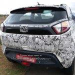 Tata Nexon rear Karnataka spy shot