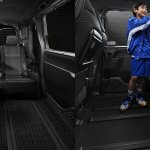 Toyota Voxy cabin
