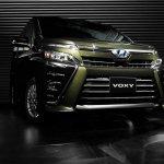 Toyota Voxy exterior