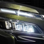 Toyota Voxy headlamp